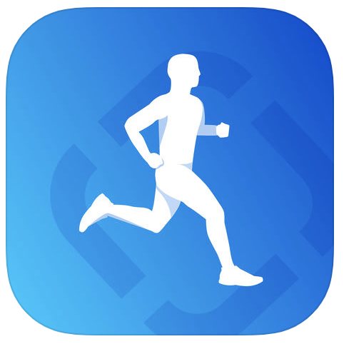 runtastic application running